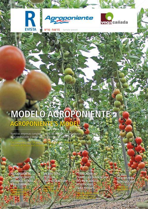 Revista Agroponiente 16