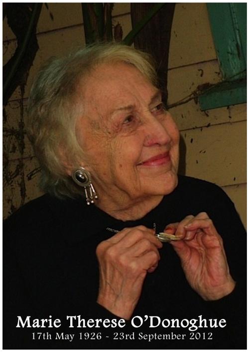 Marie O'Donoghue