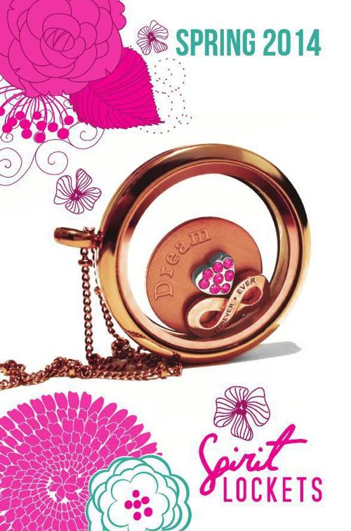 Spirit Lockets - Spring 2014 Catalogue