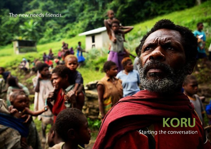 Koru - Another World is Possible