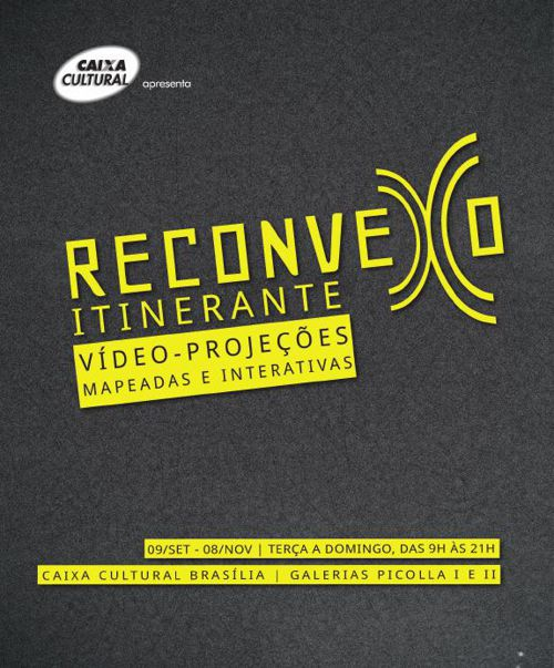 Catálogo Reconvexo Itinerante - BSB