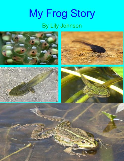 Frog Book LJohnson