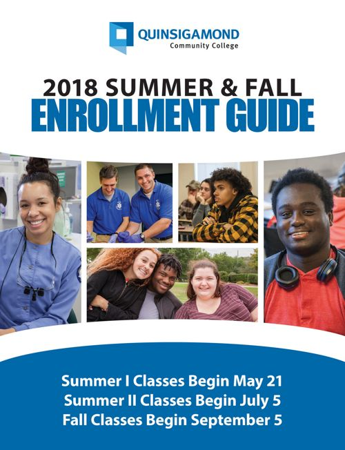 SummerFall 2018 enrollment guide