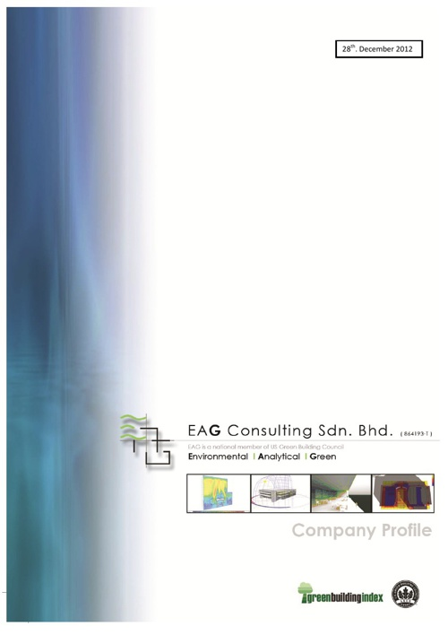 EAG Consulting Profile