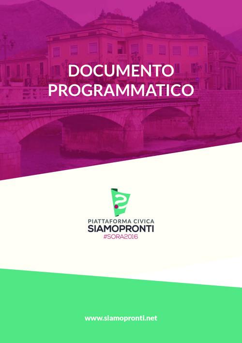 Documento Programmatico