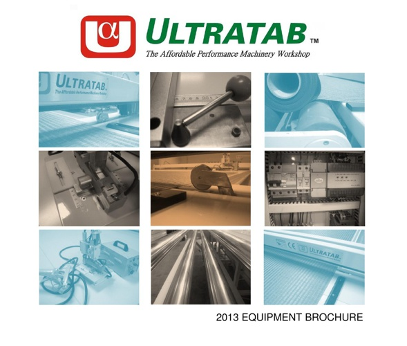 Ultratab Catalog 2013