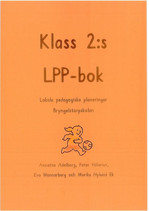 Klass 2:s LPP-bok