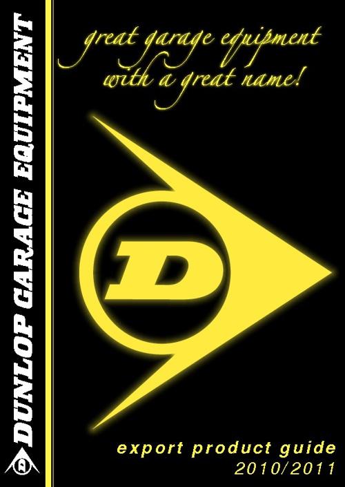 Dunlop Export Garage