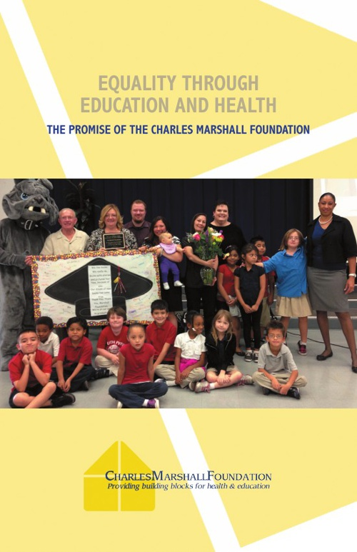 The Charles Marshall Foundation - The Promise