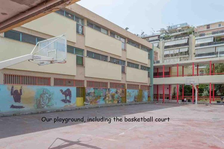 Ralleia Model Experimental Primary Schools of Piraeus in Greece