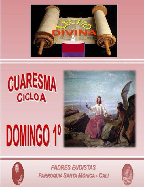 DOMINGO 1° CUARESMA CICLO A
