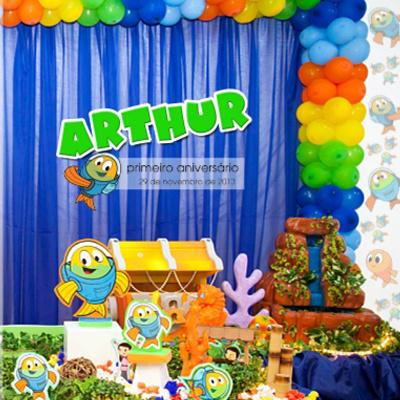Arthur - Primeiro Aniversário