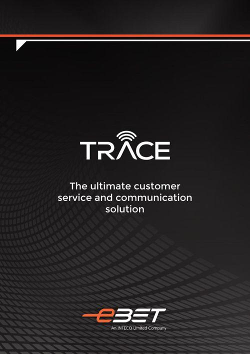 eBET Trace Brochure 2016