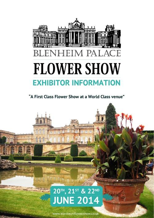 Copy of Blenheim Garden Show 2014