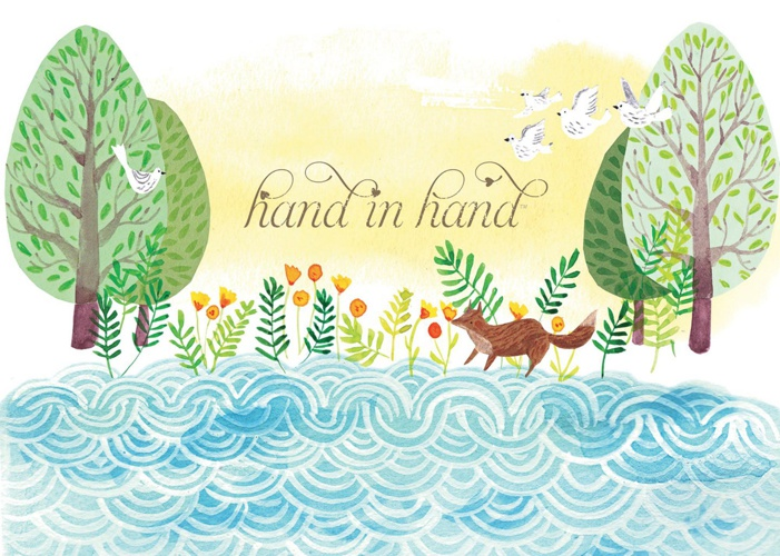 Hand in Hand Soap Wholesale Catalogue