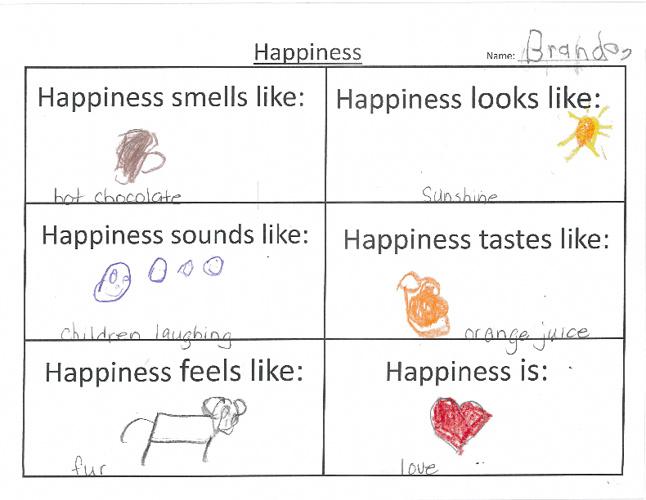 Happiness is (Flipbook #1)