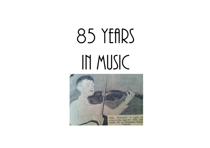 85 Years In Music