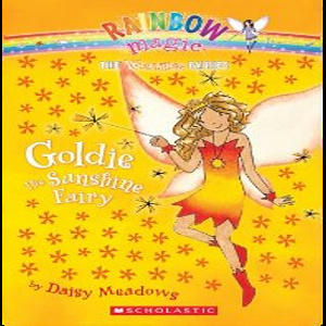 Copy of Goldie the Sunshine Fairy