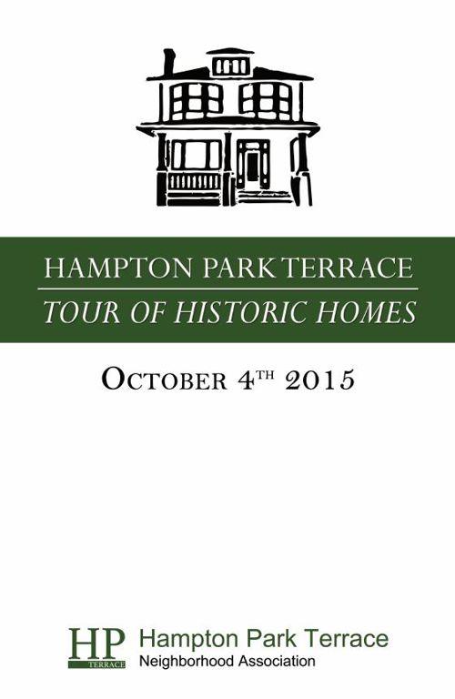 Hampton Park Tour of Historic Homes