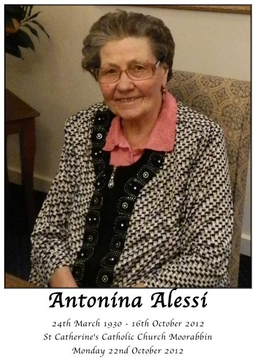 Antonina Alessi
