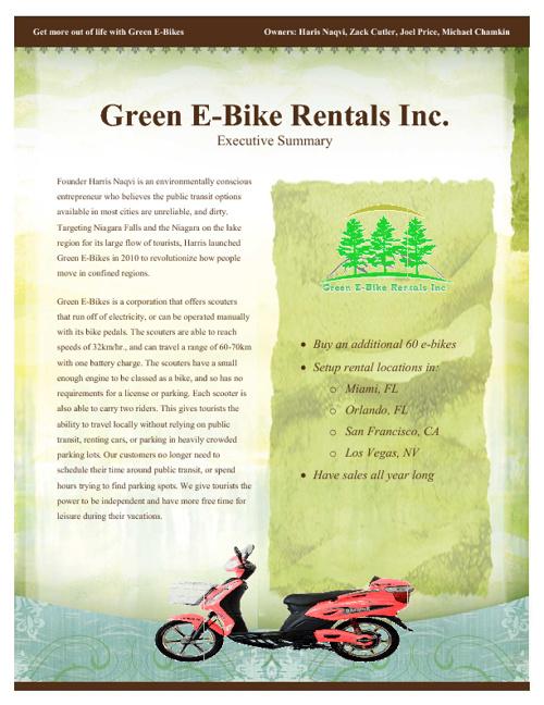 Green Ebikes