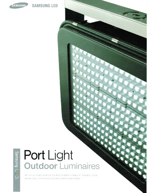 Port Light - Outdoor Luminaires