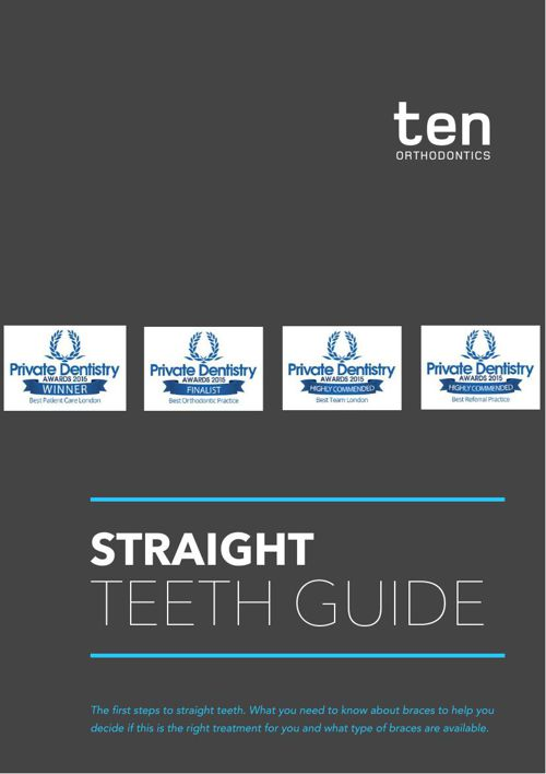 Straight Teeth Guide March 16