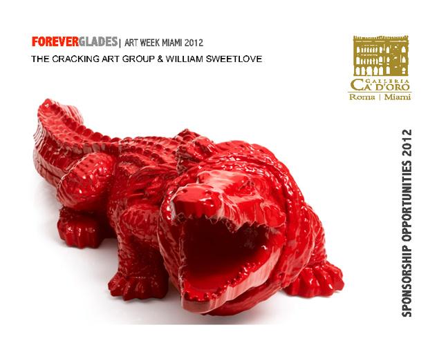 FOREVERGLADES | 2012 | Sponsorship Opportunities