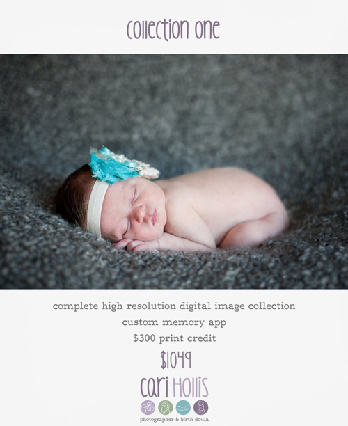 Newborn Session Guide
