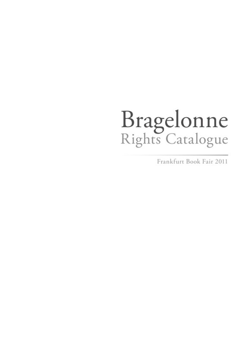 Bragelonne Rights Catalogue