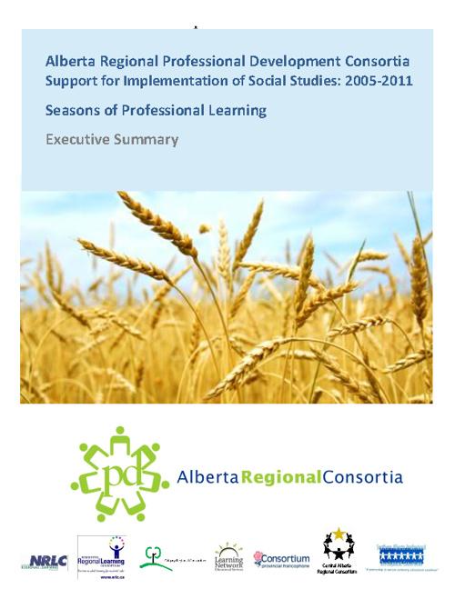 EXecutive summary - ARPDC Social Studies Report