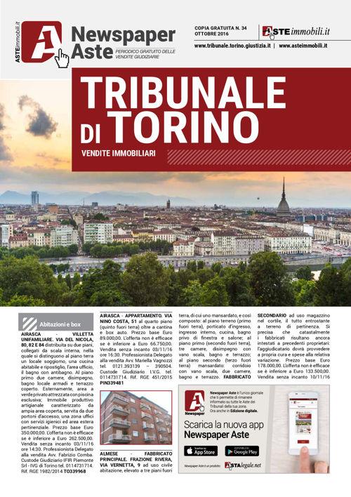 Torino ottobre 2016