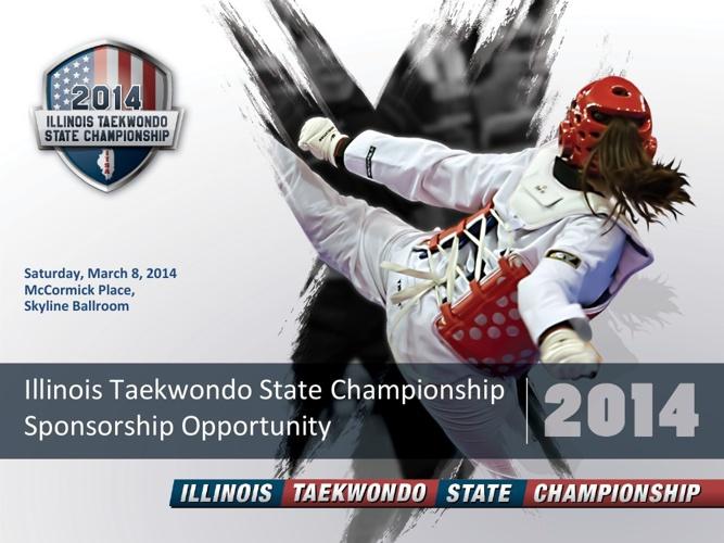 2014 Illinois Taekwondo State Championship