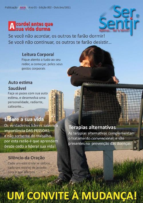 Revista Ser e Sentir - Edição Nº 2 - Outubro 2011
