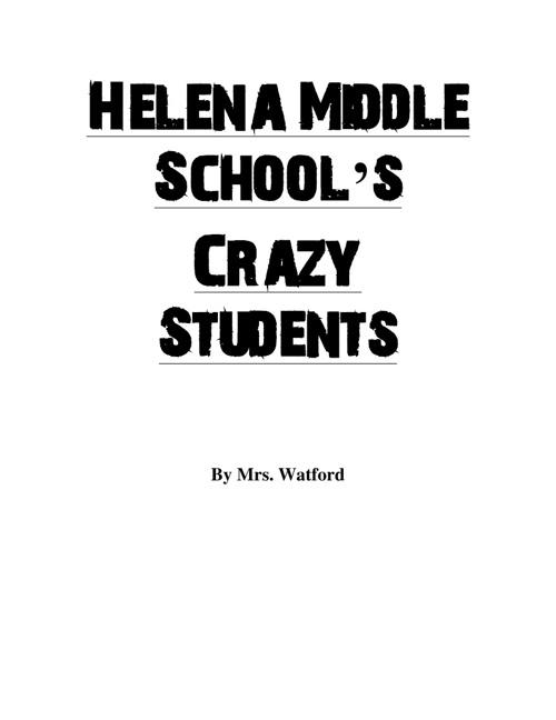Watford's Crazy Students