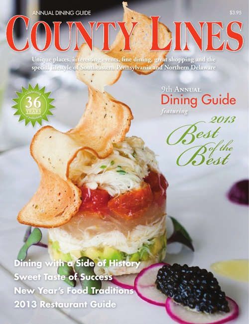 County Lines Magazine - January, 2013