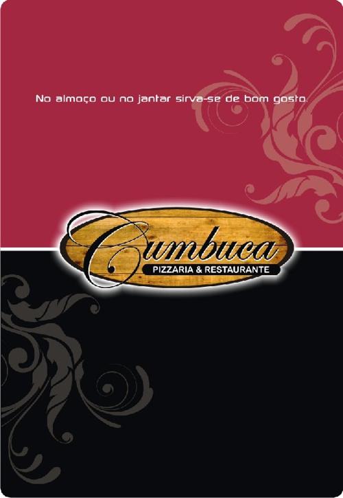 Cardápio Restaurante Cumbuca - Contagem - BH