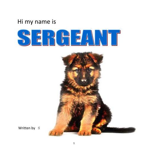 Sergeant Ebook