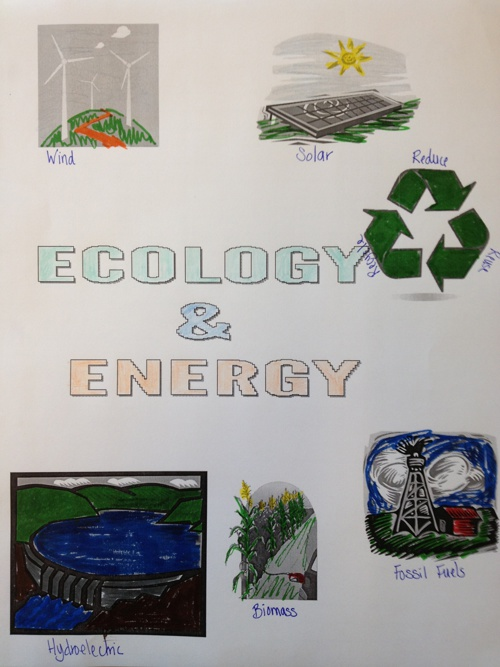 Earth Science Mission Log: Ecology/Energy Unit