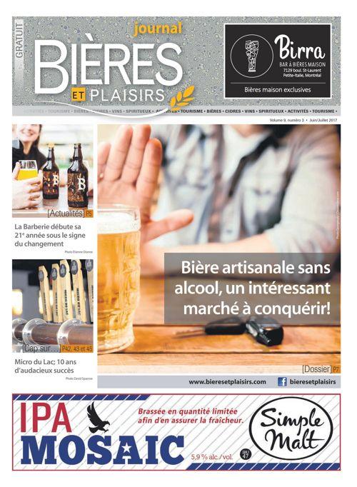 Bières et Plaisirs - Juin 2017