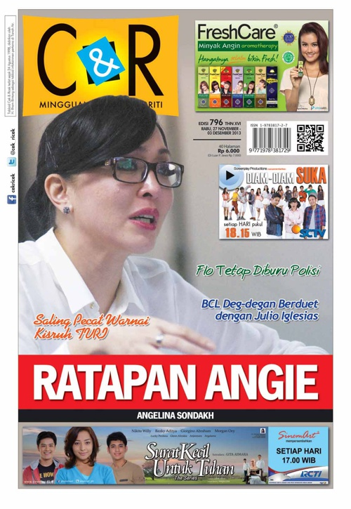 Tabloid C&R Edisi 796