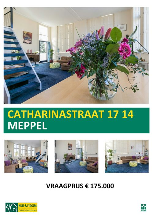 Brochure Catharinastraat 17-14.