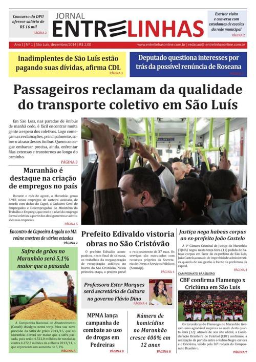 Jornal Entrelinhas