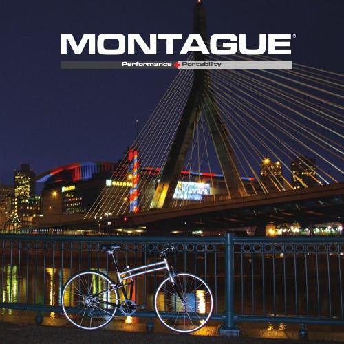 2013 Montague Bikes Brochure