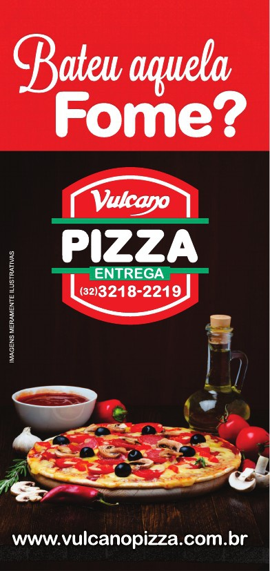 Cardápio Vulcano Pizza