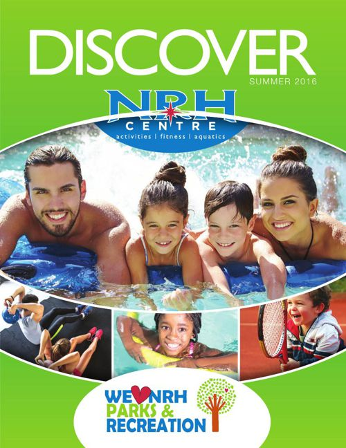 Summer 2016 Discover Brochure