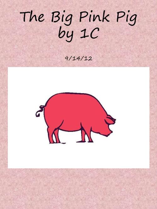 Big Pig by 1C