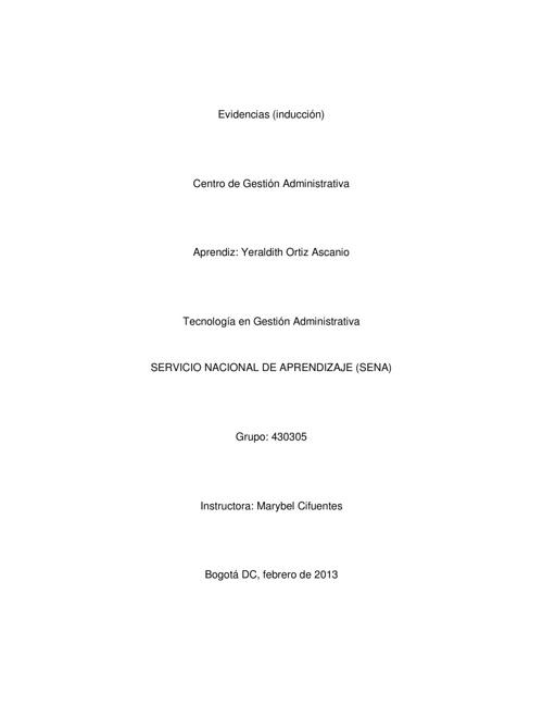Evidencia  TIC por Yeraldith Ortiz Ascanio