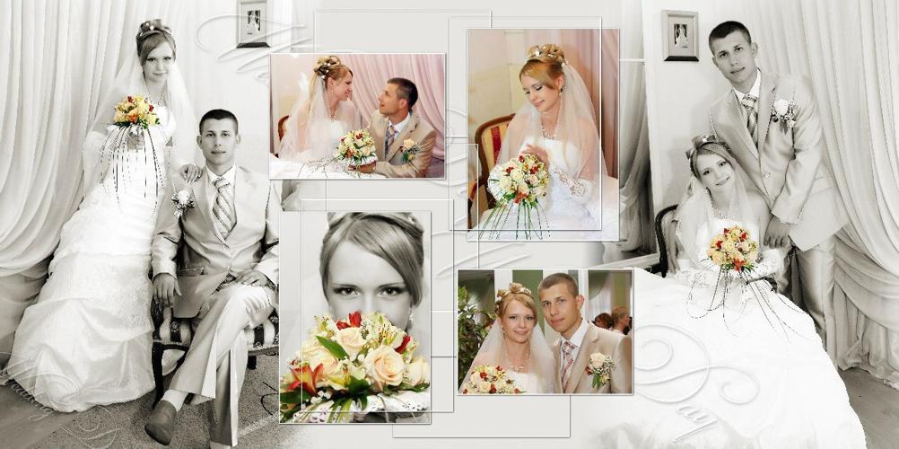Свадьба Александр и Елена