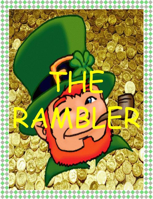 The March Edition of THE RAMBLER